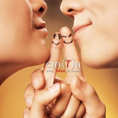 cin(T)a the movie [2009] Postercinta