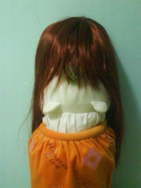 DARK ORANGE WIG AT $20 ONLY !! 1_755536405l