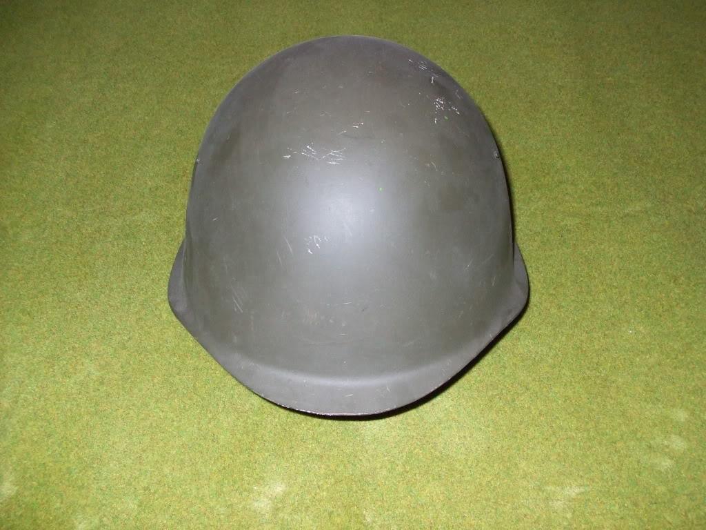 Czechoslovakian Vz. 53 Steel Helmet DSCF1450
