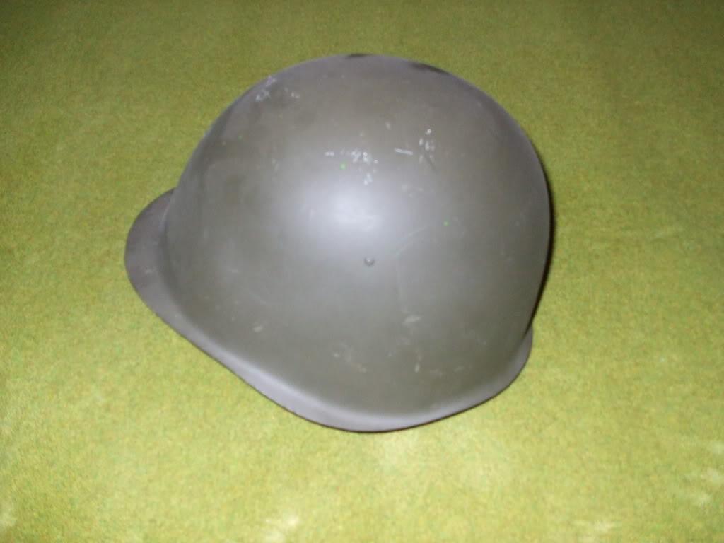 Czechoslovakian Vz. 53 Steel Helmet DSCF1451