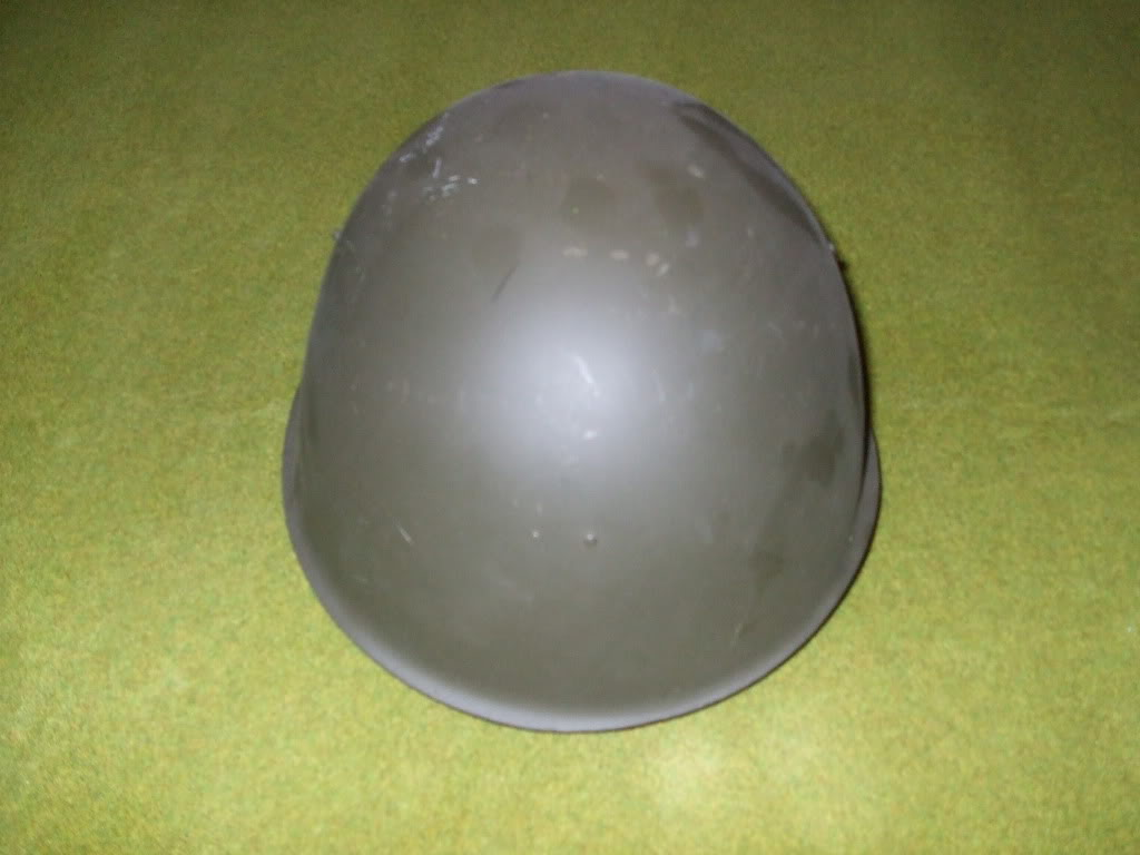 Czechoslovakian Vz. 53 Steel Helmet DSCF1452