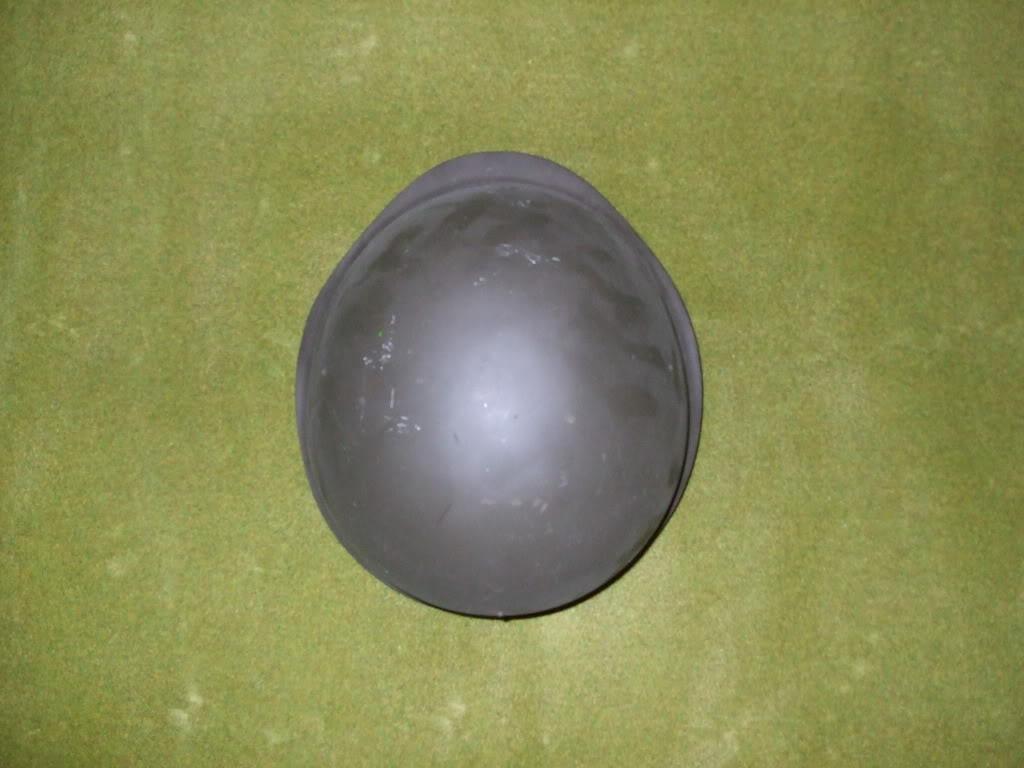 Czechoslovakian Vz. 53 Steel Helmet DSCF1453