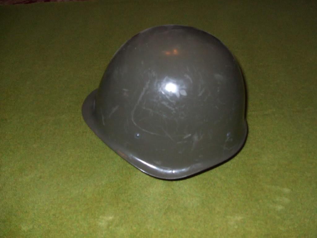 Hungarian M70 Steel Helmet DSCF1440
