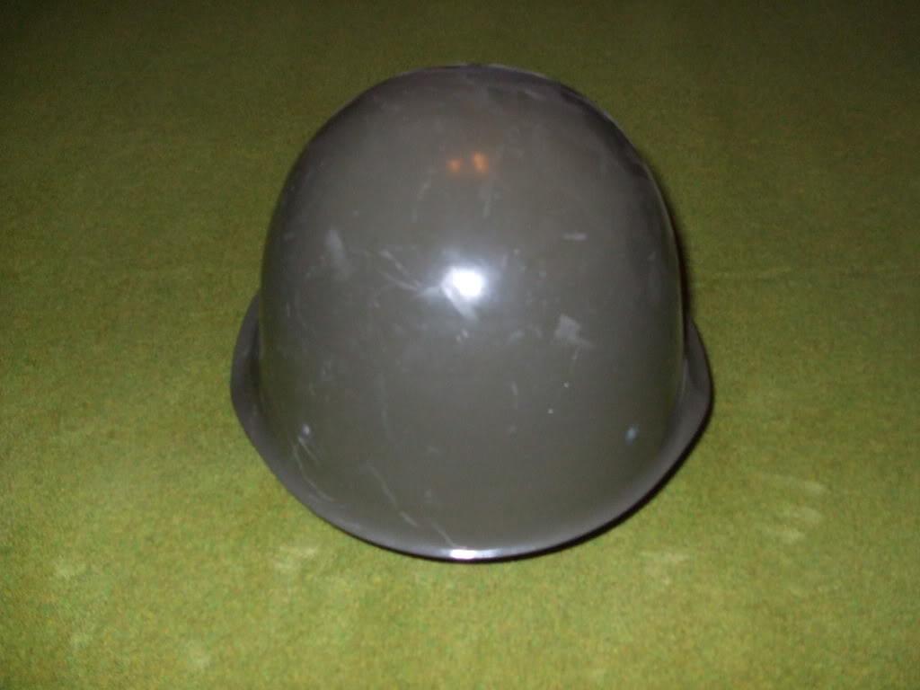Hungarian M70 Steel Helmet DSCF1441