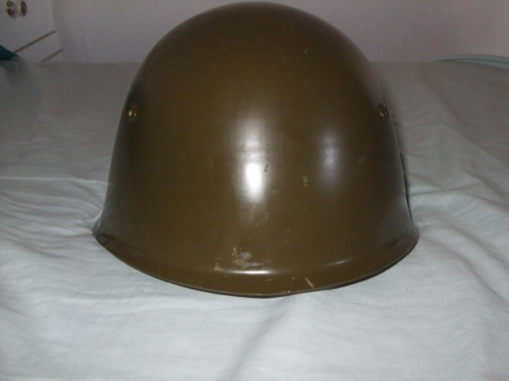 Bulgarian M72 steel helmet DSCF2403_zpsc7943463