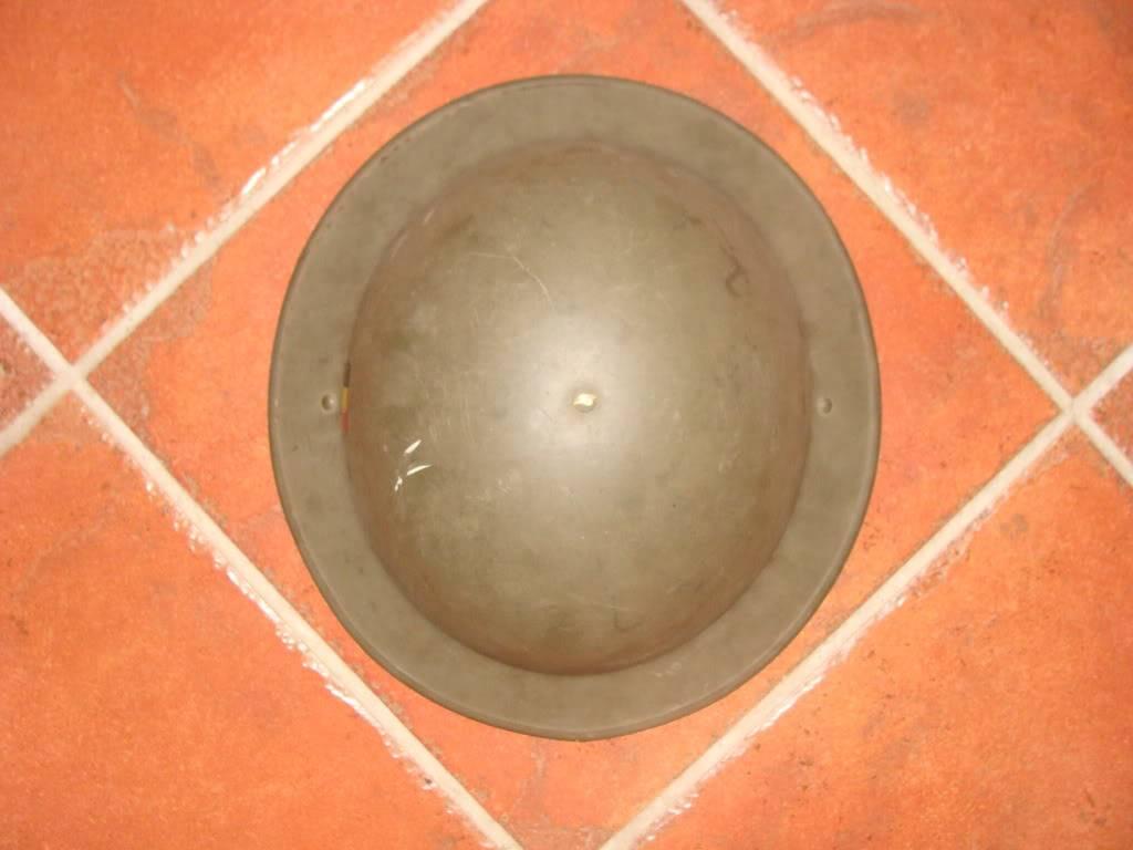 Belgian Mk II helmet DSC00805