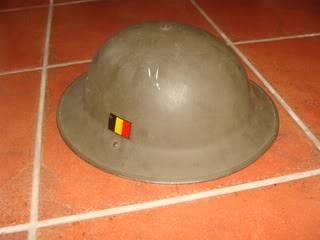 Belgian Mk II helmet DSC00806