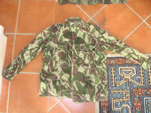 Portuguese uniform collection DSC00335