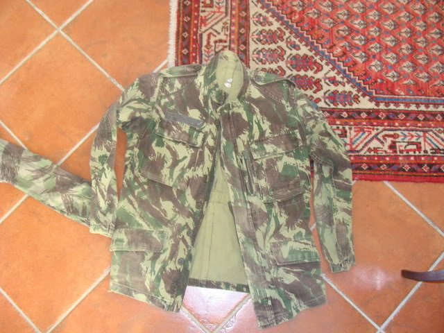 Portuguese uniform collection DSC00338