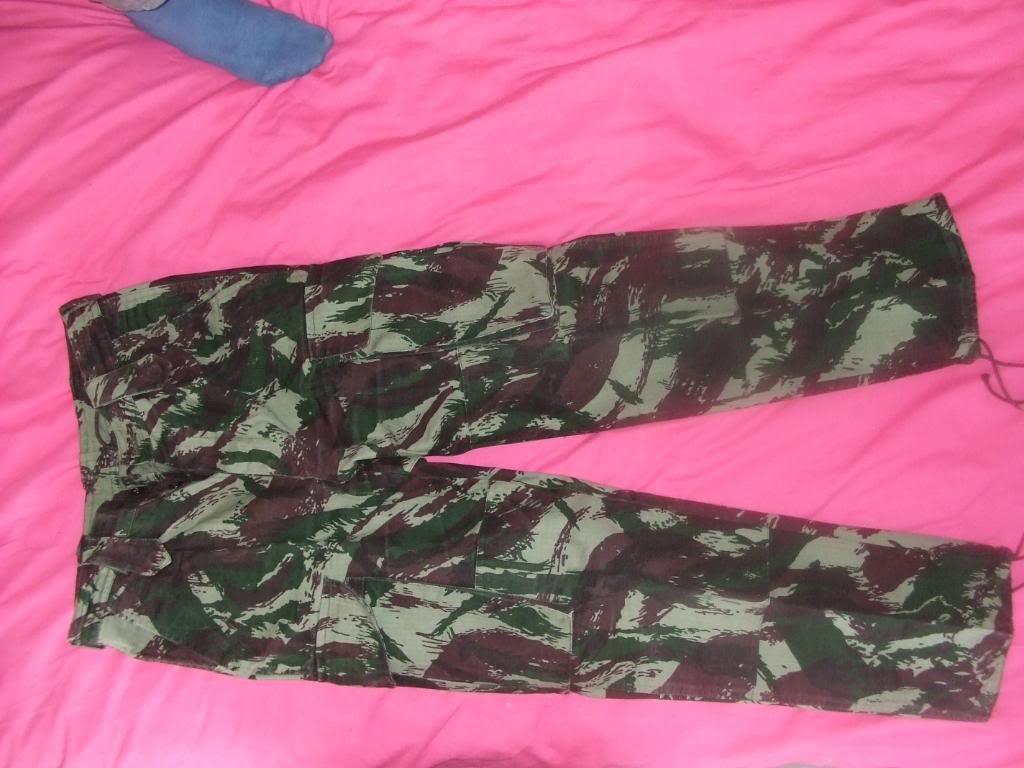 Portuguese uniform collection DSCF1664