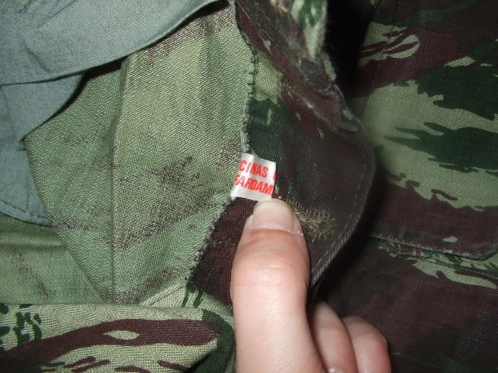 Portuguese uniform collection DSCF1666