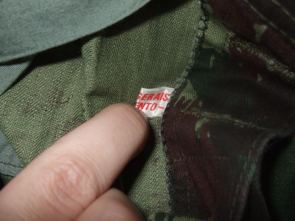 Portuguese uniform collection DSCF1667