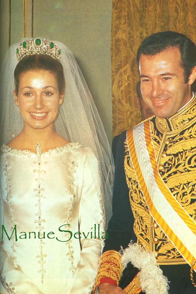 Boda de los Duques de Cádiz, Alfonso y María del Carmen 000490