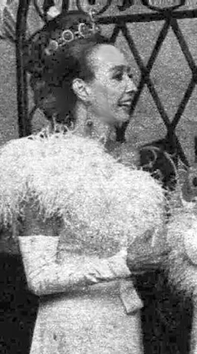 Boda de los Duques de Cádiz, Alfonso y María del Carmen - Página 2 CondesaRomanones2