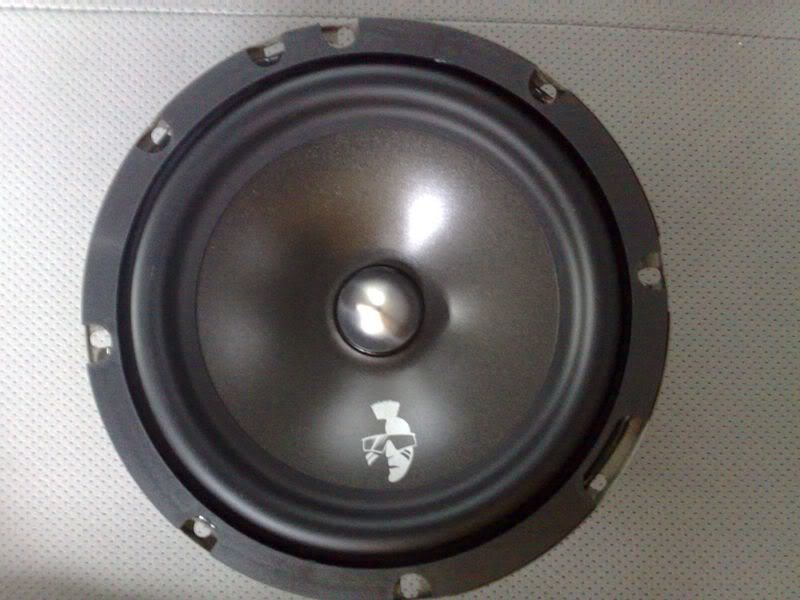 MOHAWK CRYSTAL SERIES FOR SALE... MohawkCrystalMC-62652-WayComponentSpeakerSystem1