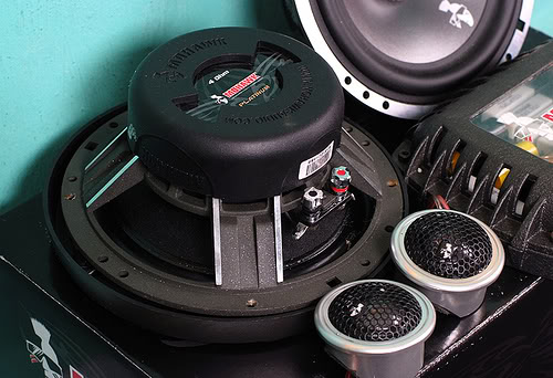 MOHAWK PLATINUM SERIES FOR SALE... MohawkPlatinumMP-62652-WayComponentSpeakerSystem2