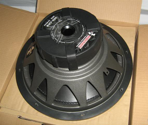 MOHAWK SILVER SERIES FOR SALE... MohawkSilver12HighPerformanceSubwoofer2