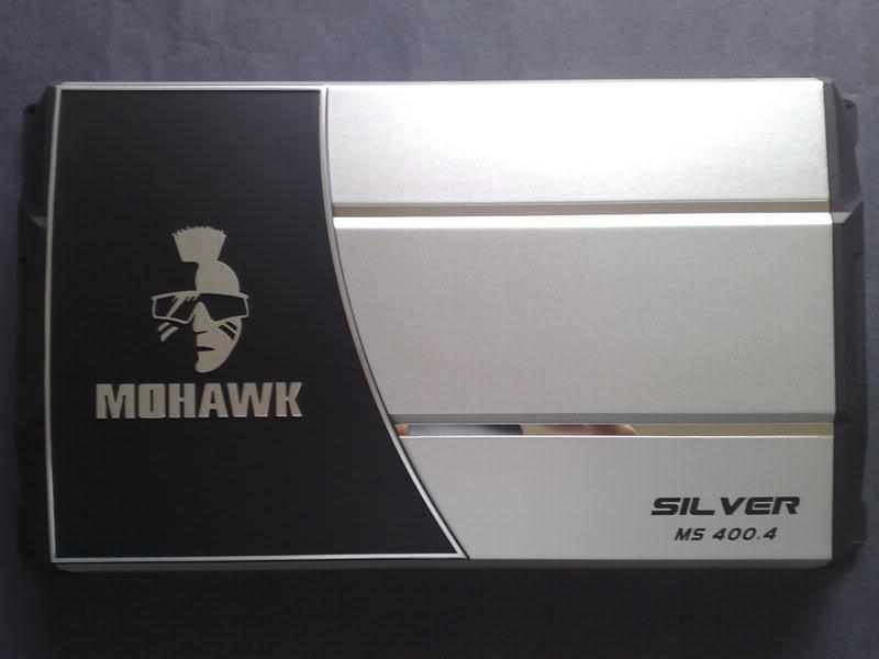 MOHAWK SILVER SERIES FOR SALE... MohawkSilver400WattHighPowefulAmplifier
