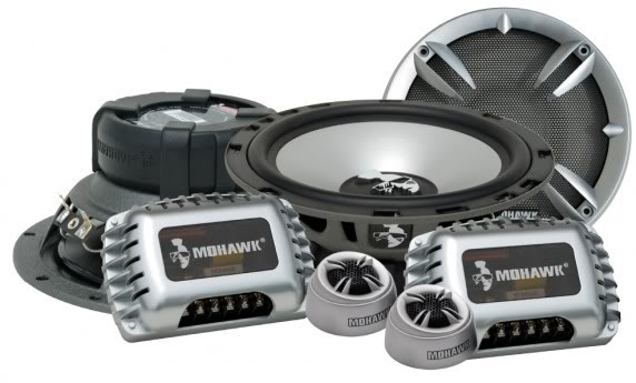 MOHAWK SILVER SERIES FOR SALE... MohawkSilverMS-62652-WayComponentSpeakerSystem
