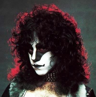 le groupe Kiss EricCarr-1