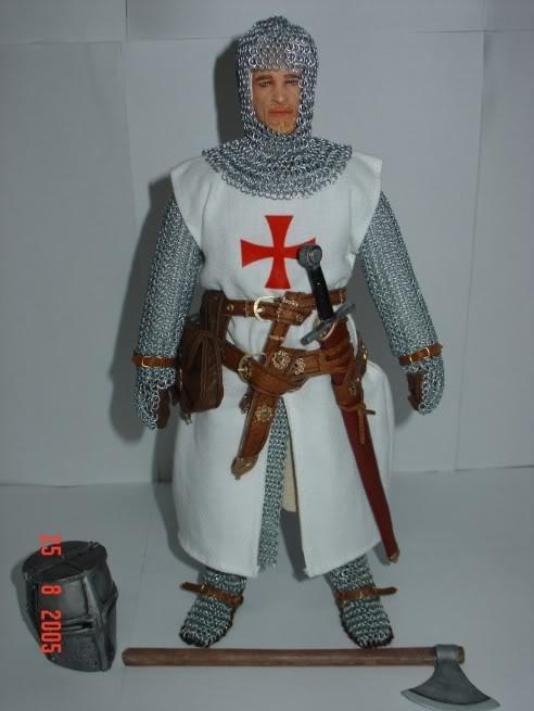 Chevalier Templier Passemontagne