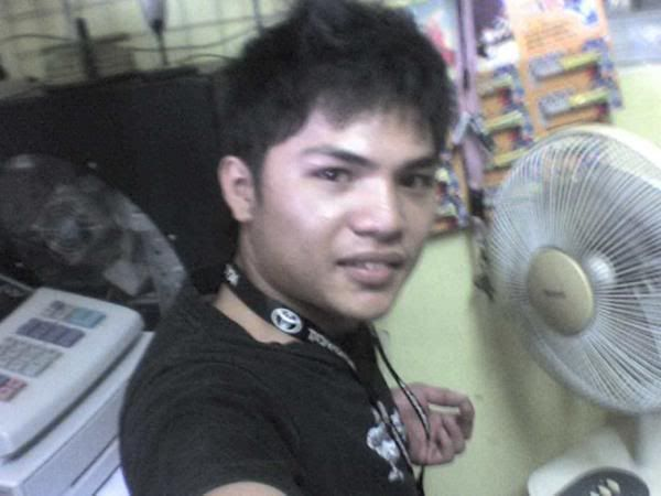 on shop walang magawa