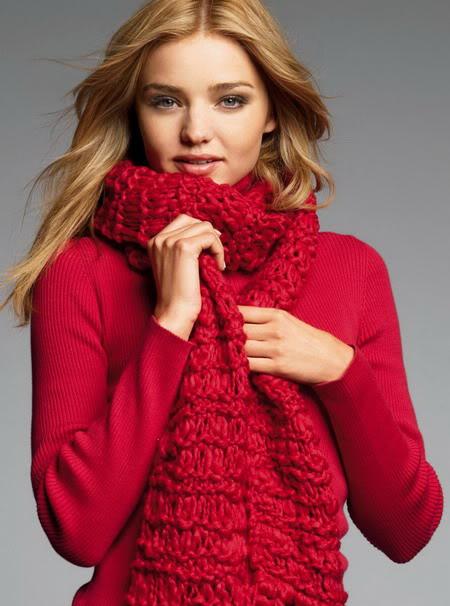 nhờ mọi người chỉ giùm em kiểu khăn này với ah Miranda-kerr-thanks-10