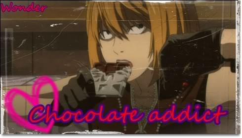 [e]¿Qué es lo que más te gusta? Chocolate