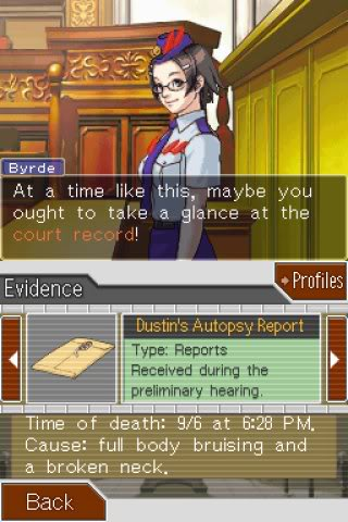 [DS] Phoenix Wright Ace Attorney:Justice for all [MU] 05cd7474