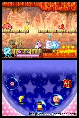 [DS] Kirby Mouse Attack [MU] 2