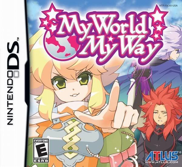 [DS] My World,My Way [MU] 91e32bec