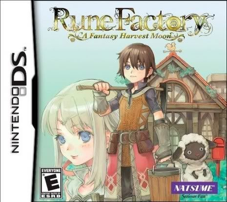 [DS] Rune Factory: A Fantasy Harvest Moon [MU] Box-l-1
