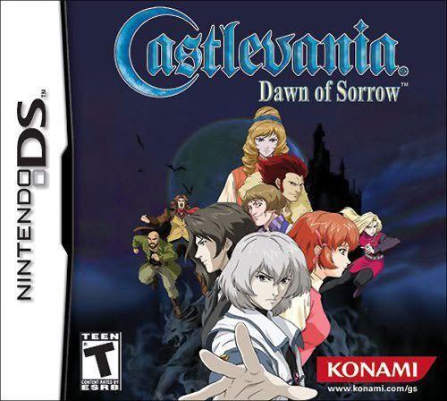 [DS] Castlevania Dawn of Sorrow [MU] Castlevania-dawn