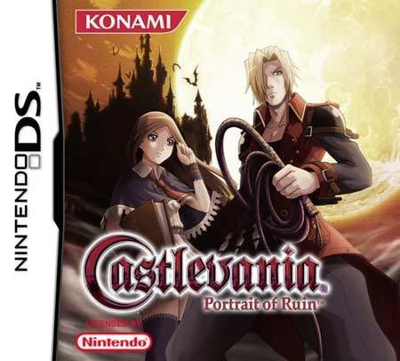 [DS] Castlevania Portrait of Ruin [MU] Cp-60401695