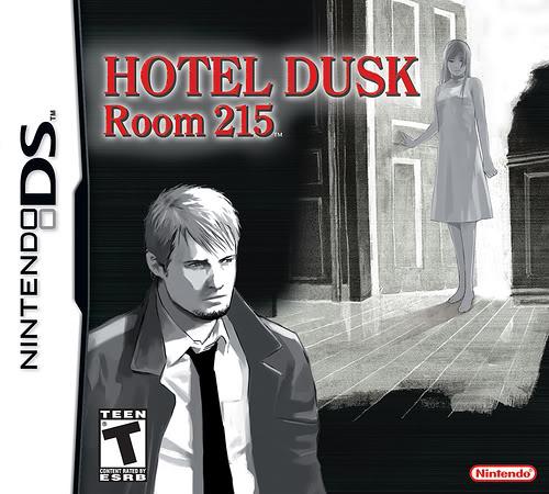 [DS] Hotel Dusk Room 215 [MU] Hotel-dusk