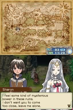 [DS] Rune Factory: A Fantasy Harvest Moon [MU] Ss01