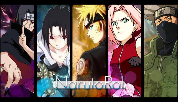 Rol Naruto Gs