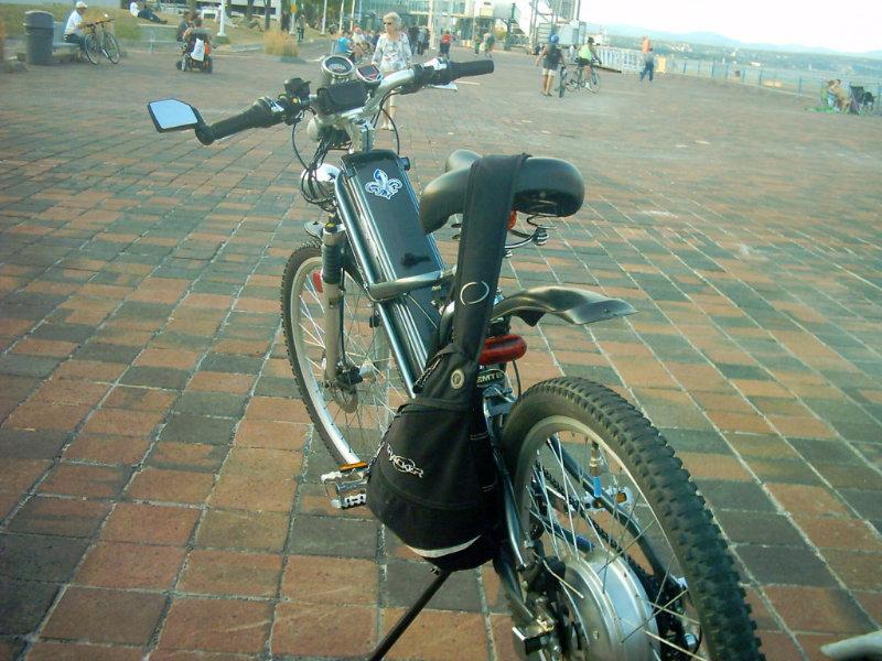 Vélo Solex débarque chez moi!!!! 04-10-1