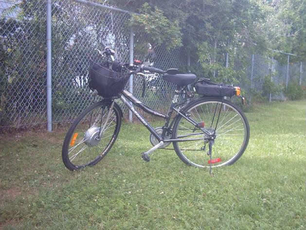 photo de mon vélo électrique très performant 06-5-1