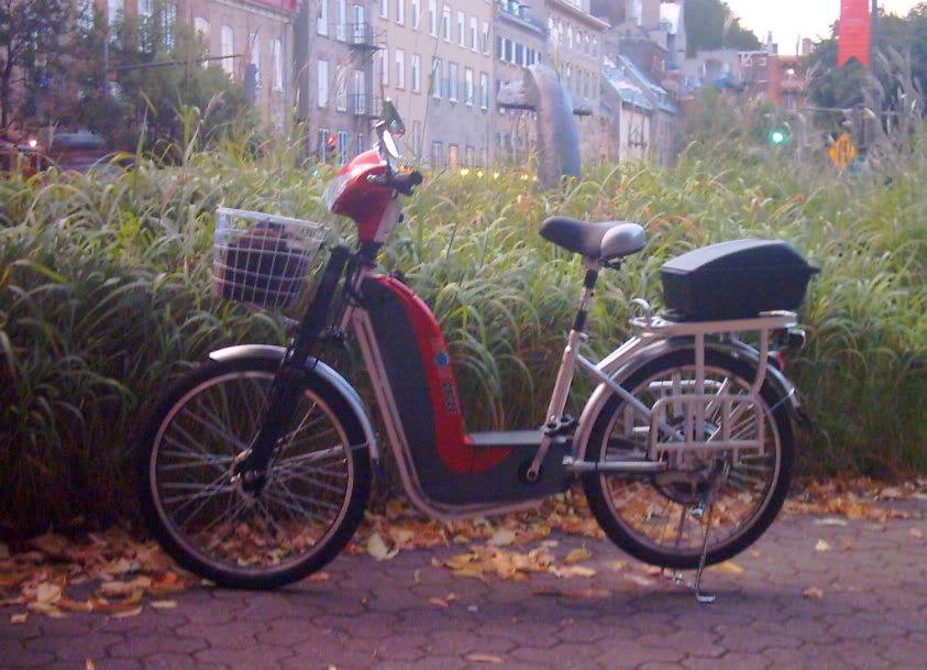Vélo ou scooter ? ZZZZSSS-1