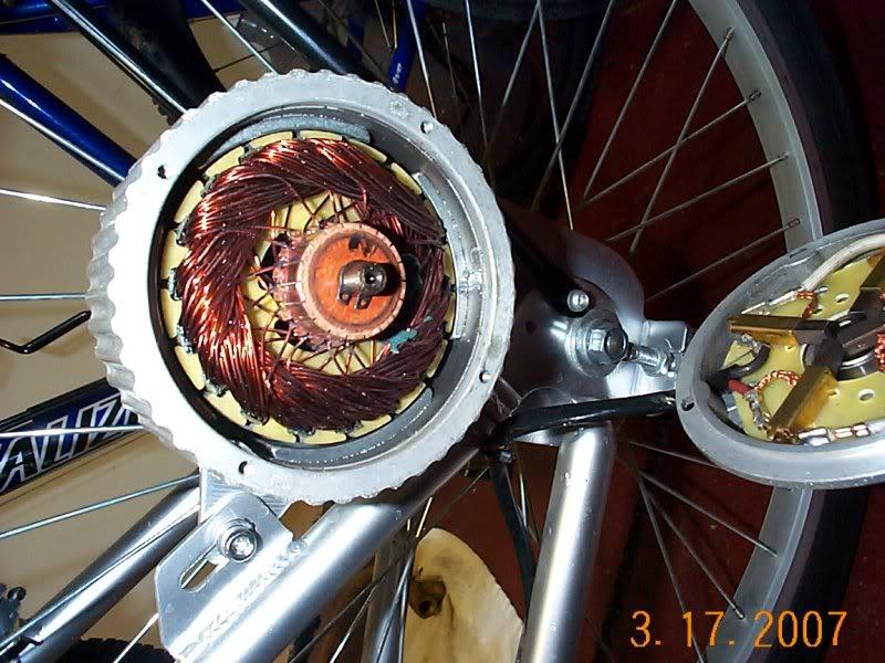 nouveau vélo Mongoose2002