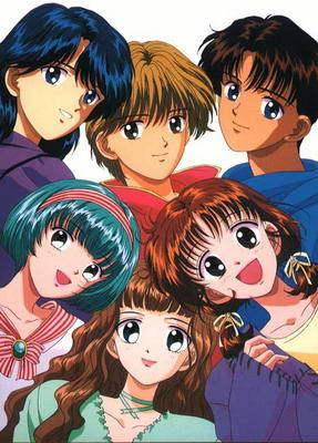 اجمل صور اولاد انمي  Marmaladeboy-anime