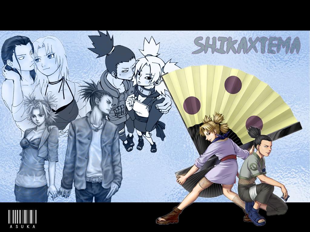 Imagenes de ShikaTema **** Shikatema