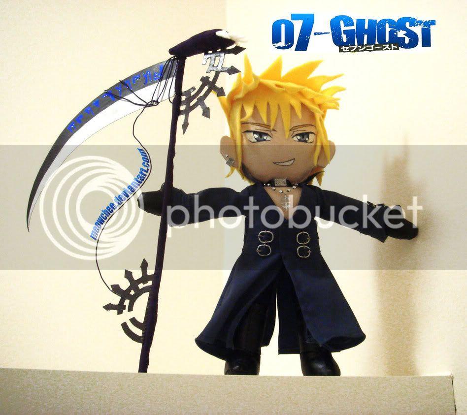 ว่าด้วยของสะสม 07-Ghost อยากได้! Frau_from_07_ghost_by_meowchee-d3dn74b