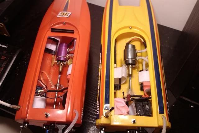 Offshore warrior vs SeaRider IMAG0082