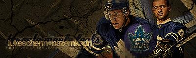 Toronto Maple Leafs.  Schennkadri
