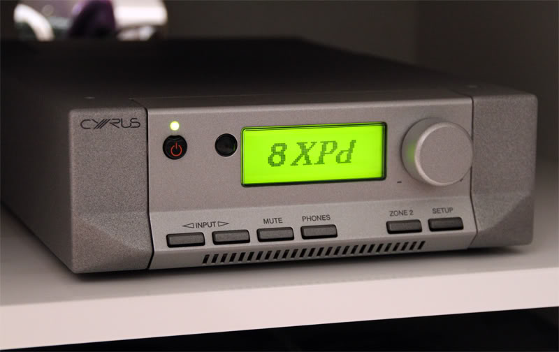 Cyrus Audio 8xpd Integrated Amp (Used) 1-4