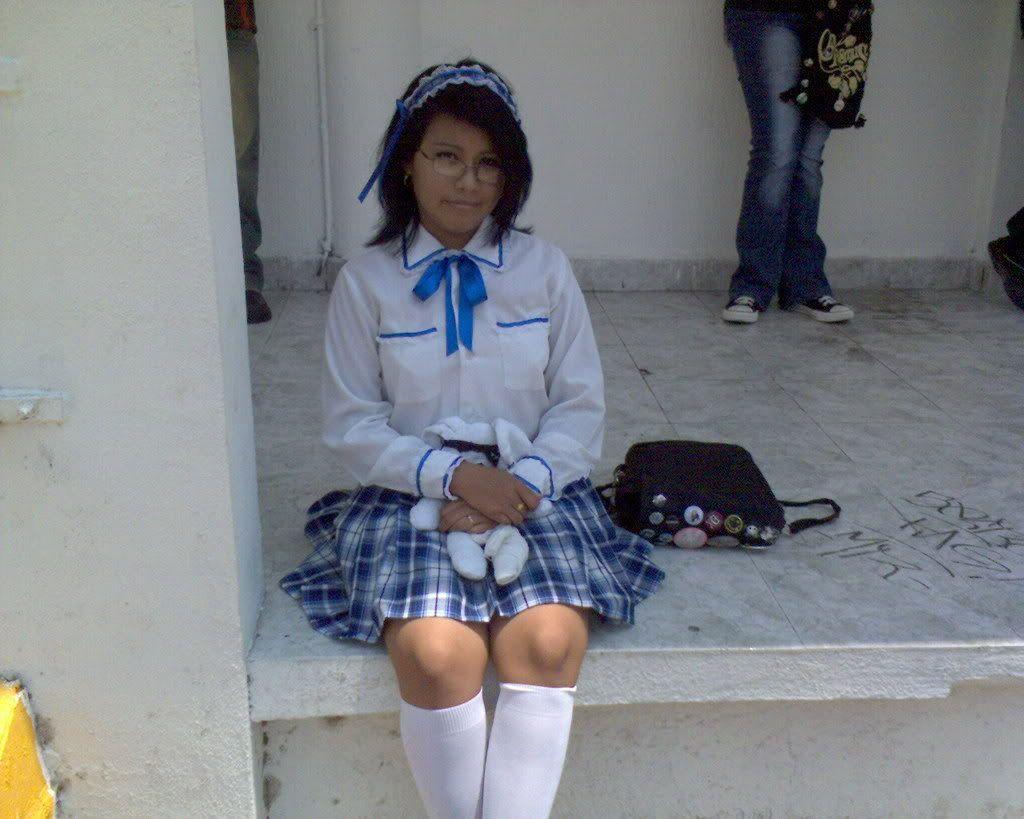 Malina School Girl DSC00008