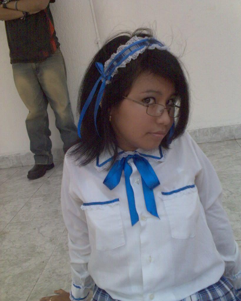 Malina School Girl DSC00014