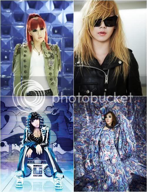 """[News][03.09.10]Sân khấu trở lại của 2NE1 với """"Can't Nobody"""" đang được bí mật ghi hình  201009030926771666_1"""